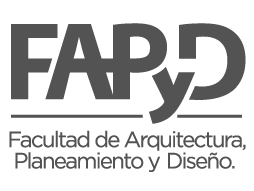 Facultad de Arquitectura, Planeamiento y Diseño. Universidad Nacional de Rosario.